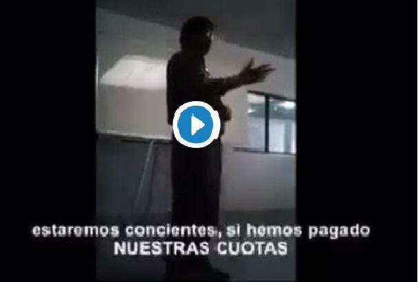 "Sedes admite aportes al MAS e insta a no pecar de ""ingenuos"""