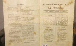 Muestra reúne más de un centenar de periodiquitos de Alasita desde 1847