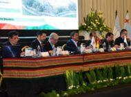 Cochabamba recibe a 14 representantes de países participantes de los Juegos Suramericanos