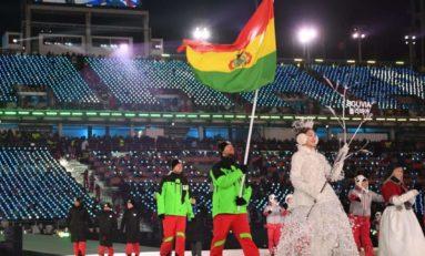 Bolivia se presenta en los Juegos Olímpicos de Invierno tras 26 años