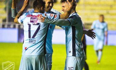 Bolívar, tres al hilo y con puntaje perfecto en el torneo Apertura