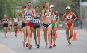 Boliviana Castro logra situarse en el top 10 del Challenge de México
