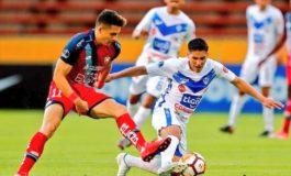 San José cae en Quito en el partido de ida por la Copa Sudamericana