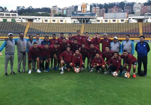 San José visita a Nacional de Ecuador por la Copa Sudamericana