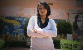"""""""La virgen en tanga"""", la obra de arte que divide a los bolivianos"""