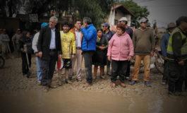 Vecinos informan al Vicepresidente de cuatro muertos en Tiquipaya