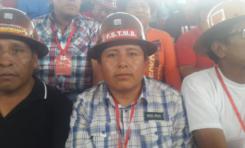 COB determina impulsar que un obrero sea el acompañante de Evo en las elecciones de 2019