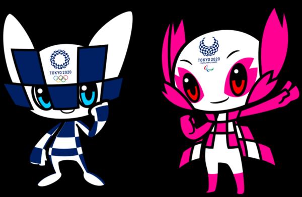 Estos serán los dos superhéroes de los juegos olímpicos de Tokio 2020