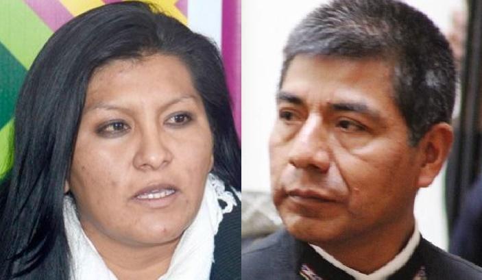"Chapetón a Huanacuni: ""Ocúpese de su trabajo"""