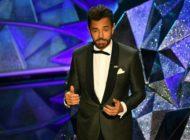 Eugenio Derbez y el chiste fallido que contó en la gala los Oscar 2018