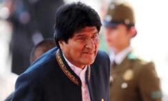 """Los 7 minutos que no fueron: Evo Morales """"planta"""" a la TV chilena"""