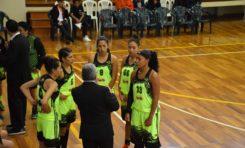 Las Leonas lideran la Libobasquet femenina a paso firme