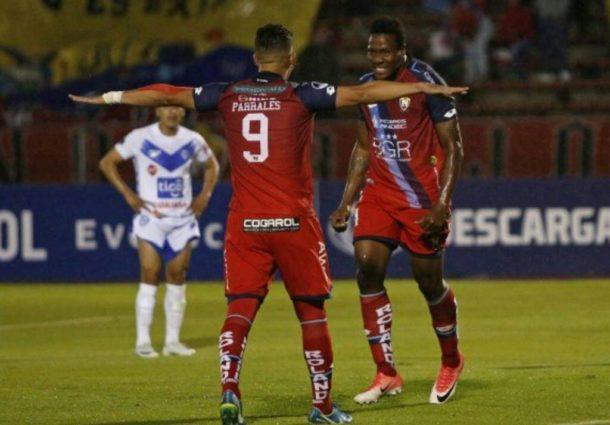 San José queda eliminado de la Copa Sudamericana