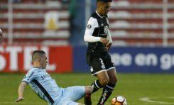 Bolívar empata frente a Colo Colo y se perjudica en la Copa Libertadores