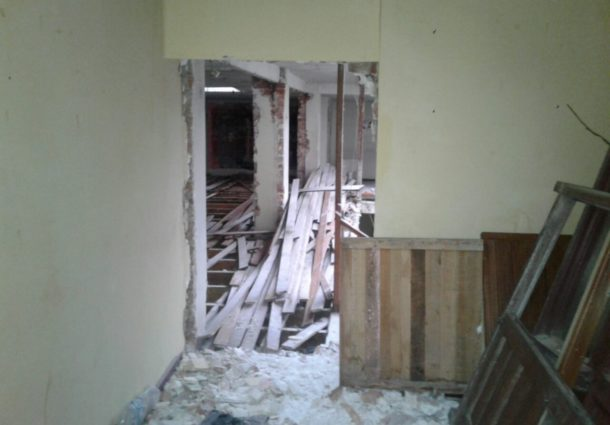 Instalaciones APDH de Oruro sufren brutal intervención por parte de miembros de la COD