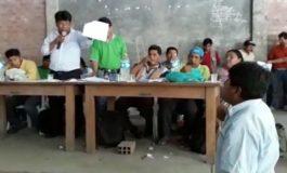 """Alcalde de La Asunta trata de """"maricón"""" a quien pidió su revocatorio"""