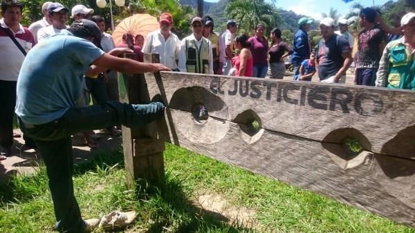 Vuelven a usar el cepo en San Buenaventura, esta vez contra un presunto ladrón