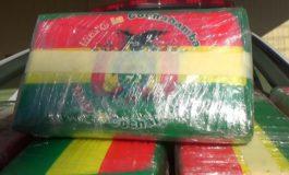 """Hallan en Brasil droga con rótulo """"Made in Cochabamba"""""""