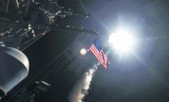 """Trump ordena """"bombardeo de precisión"""" en Siria"""
