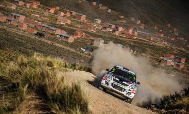 Peredo gana la primera fecha del campeonato nacional de automovilismo