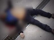 Accidente y un hombre falleció en una estación del teleférico linea blanca