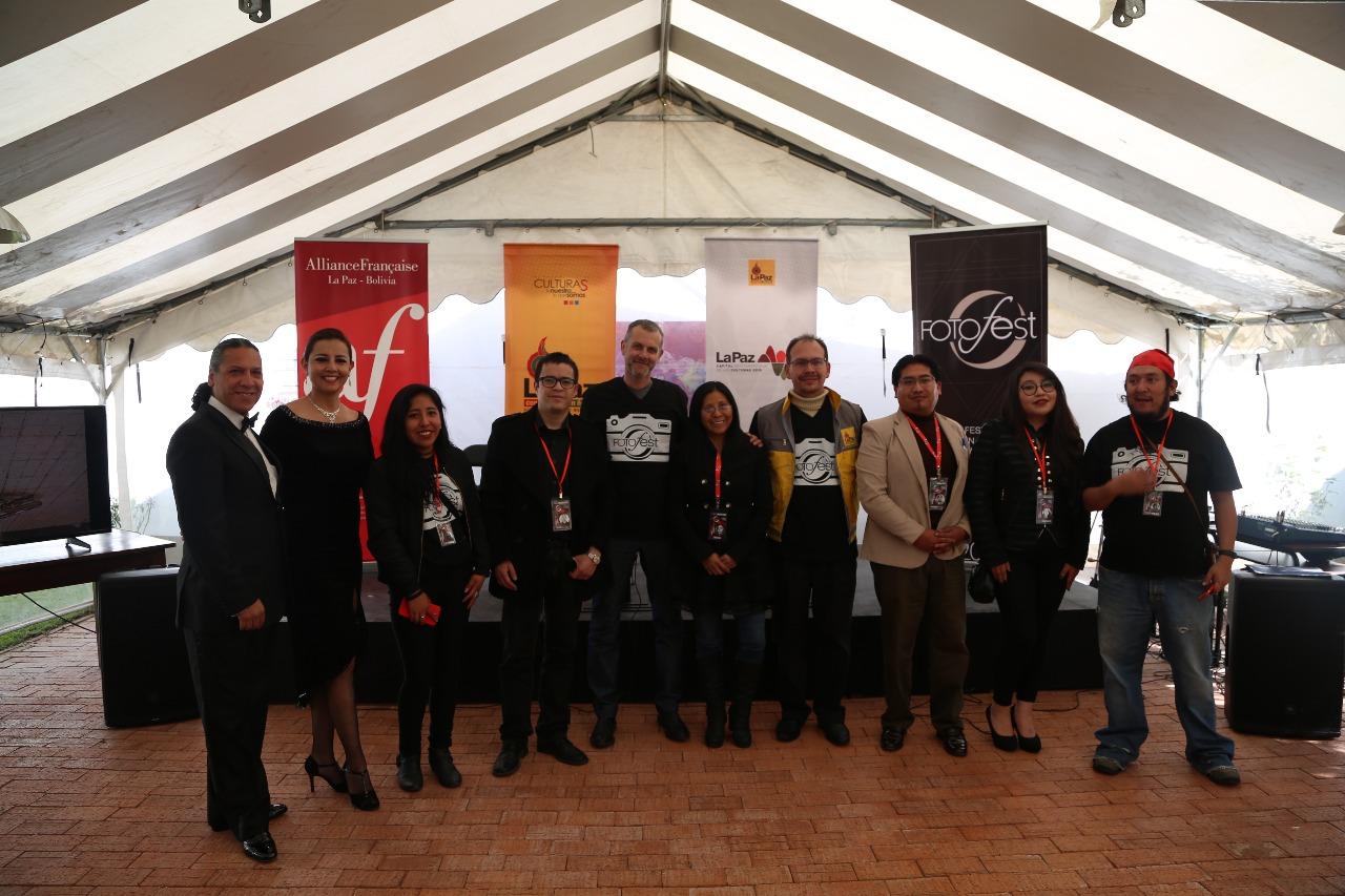 FotoFest 2018: Fotógrafos de 11 países se reunirán en La Paz en septiembre