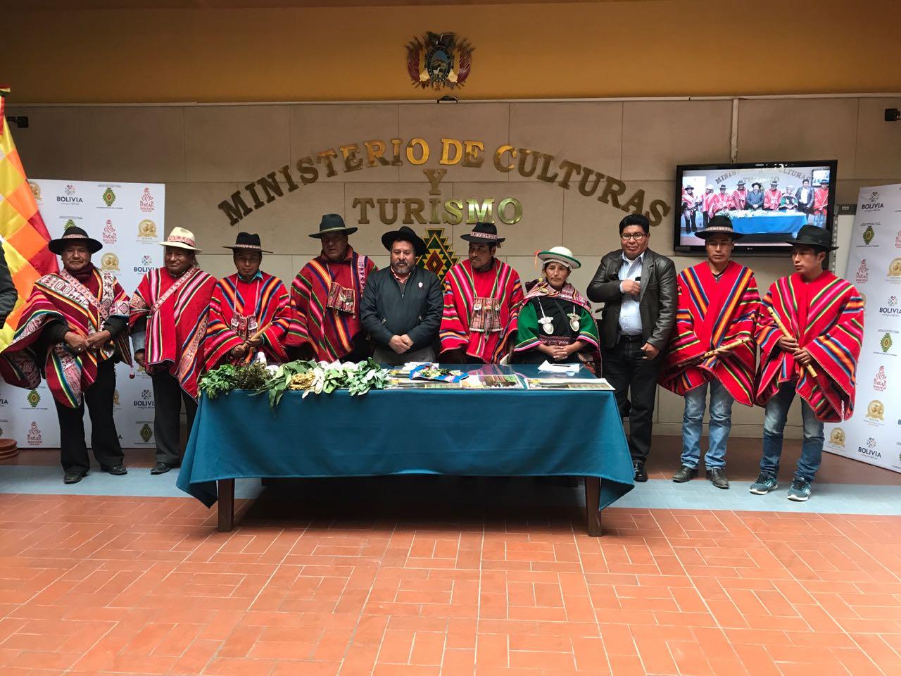 Convocan al Primer Congreso Orgánico Nacional de los Kallawayas