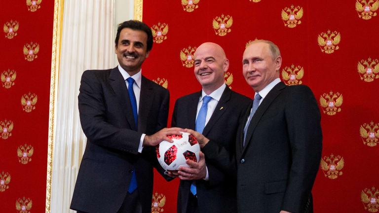 Adiós Rusia; hola Qatar