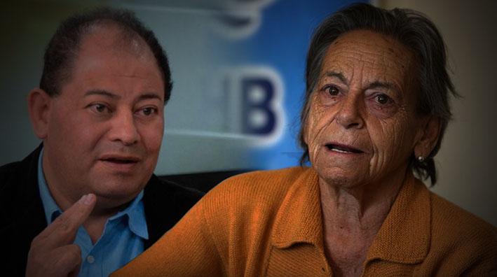 """Amparo Carvajal reta a Carlos Romero: """"me detiene o se disculpa"""""""