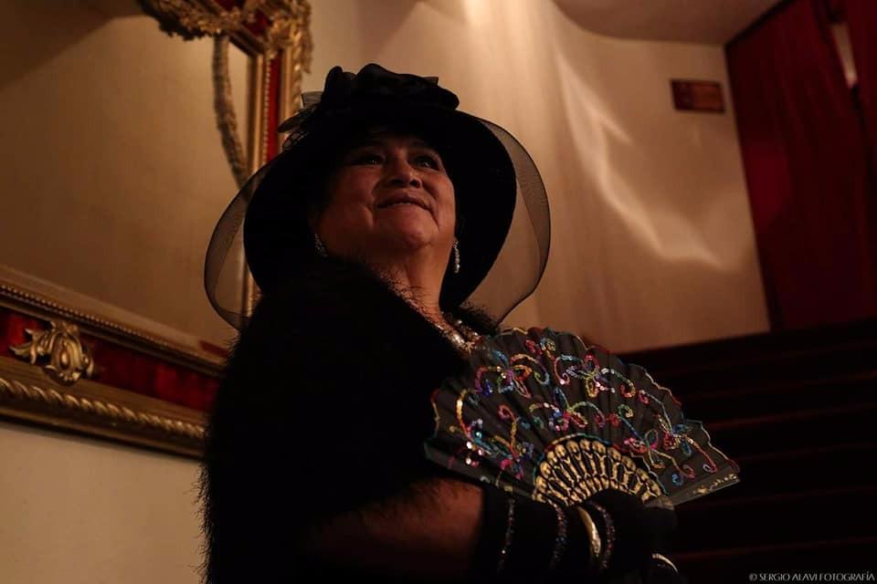 La popular actriz y directora de teatro María Luisa Álvarez falleció este martes