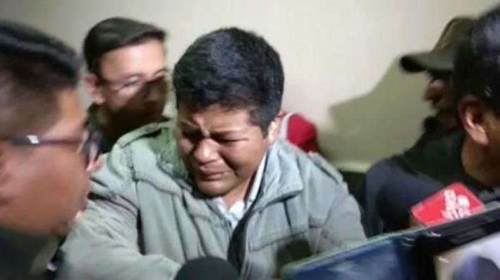 Falleció el hijo de Franclin Gutiérrez a 3 meses de estar preso en la cárcel de San Pedro