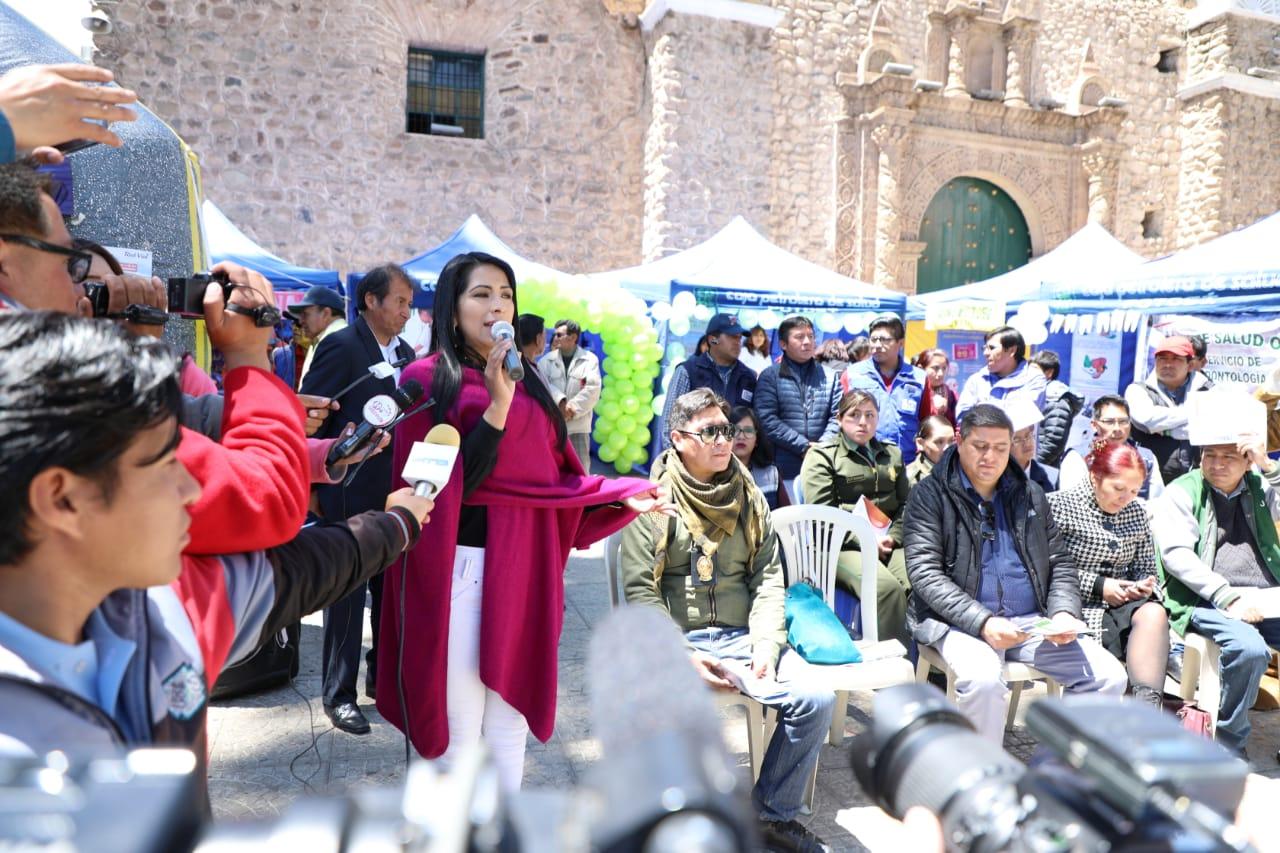 Exponen los lineamientos generales de patrimonio cultural y turismo en Potosí