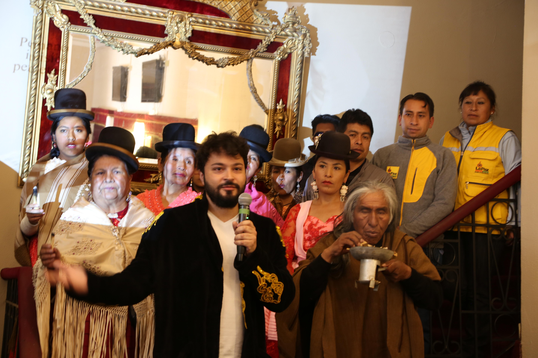 """Andoro estrena """"Samka"""" e inicia la programación 2019 del Teatro Municipal"""