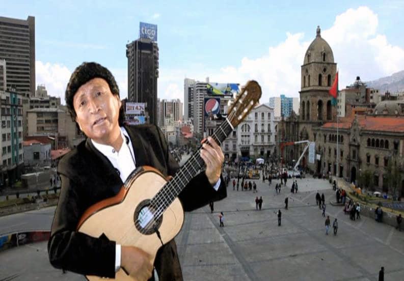 Braulio Hito hace su debut en el escenario del Teatro Municipal