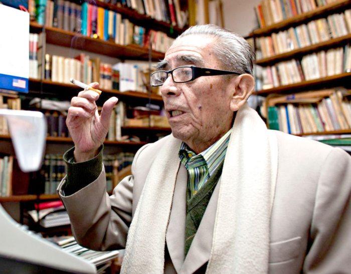 Falleció el periodista y escritor boliviano Alfonso Prudencio Claure, Paulovich