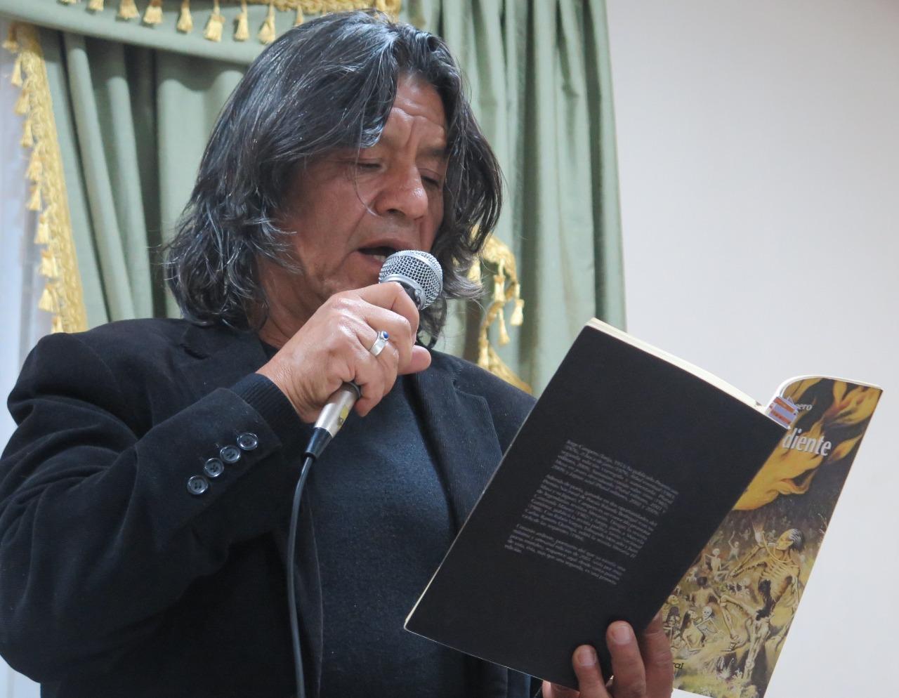 Jorge Campero leerá sus poemas inéditos en una velada literaria
