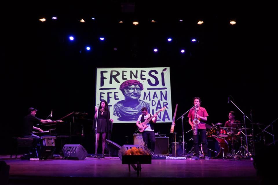 Palmas & Jazz de Francia y Efecto Mandarina de Bolivia cierran el FestiJazz Internacional 2019