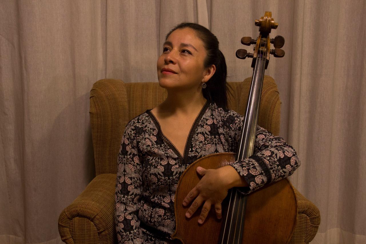 Katherine Claros ofrece un concierto-conversatorio
