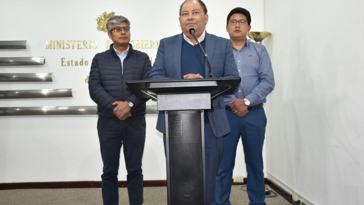 El Gobierno afirma que habrá uso de dinamita en protestas contra el TSE