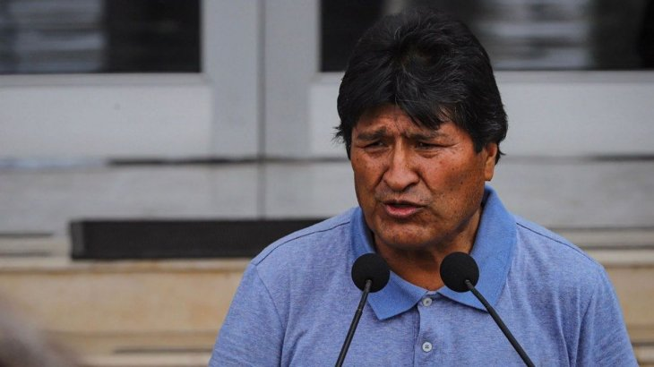 Activan denuncia penal en Bolivia contra el expresidente Morales