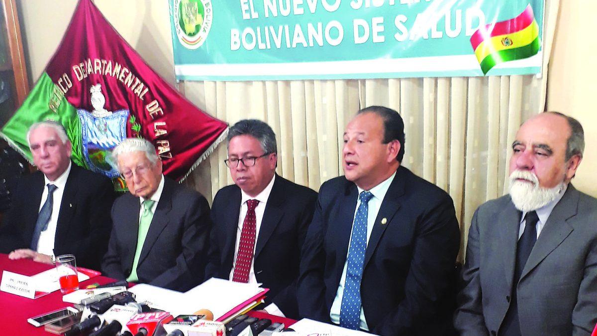 Médicos de Bolivia suspenden paro médico y reanudan servicios a partir de este miércoles