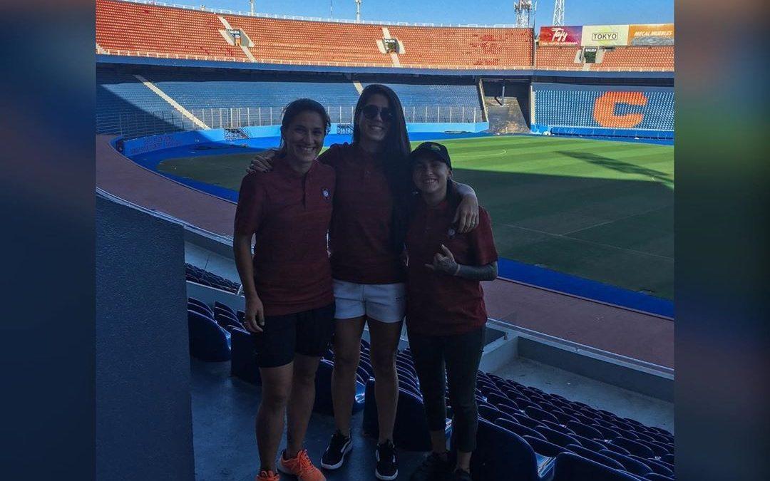 Boliviana Galvez refuerza a Cerro Porteño y será rival de Atlantes en la Copa Libertadores