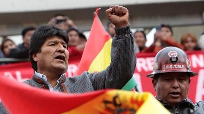 La renuncia de Evo Morales: por qué esto fue legítimo y no un golpe de Estado