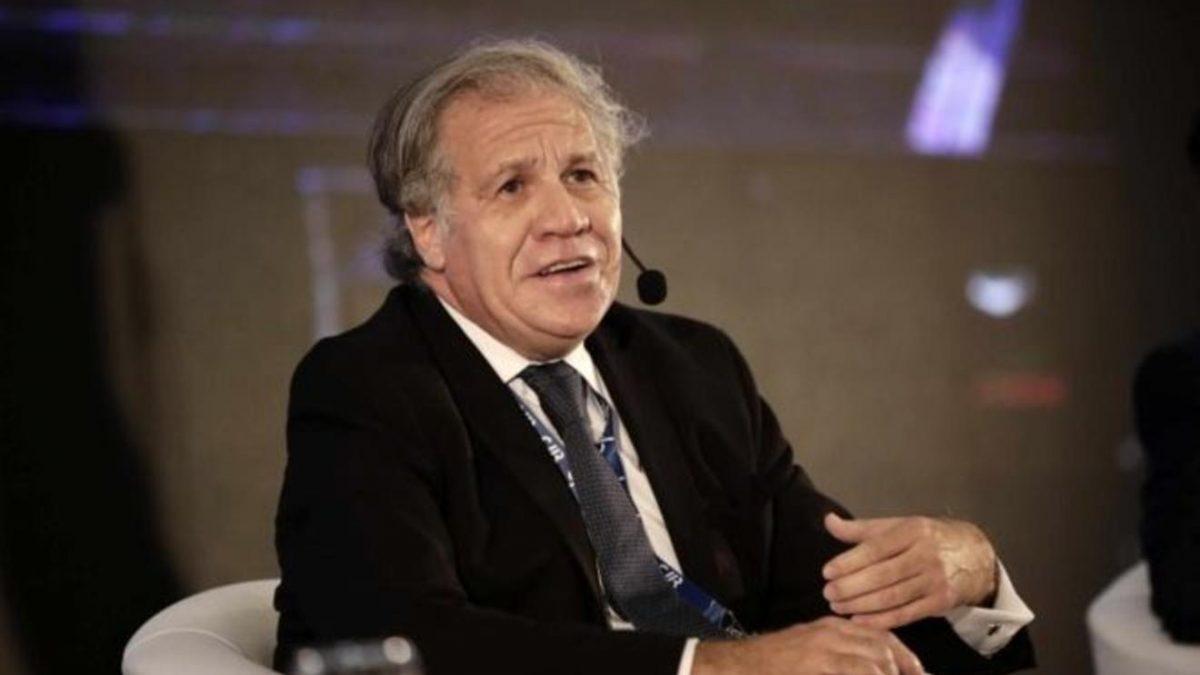 Almagro asegura que no hubo golpe de estado en Bolivia y ratifica el «fraude generalizado»