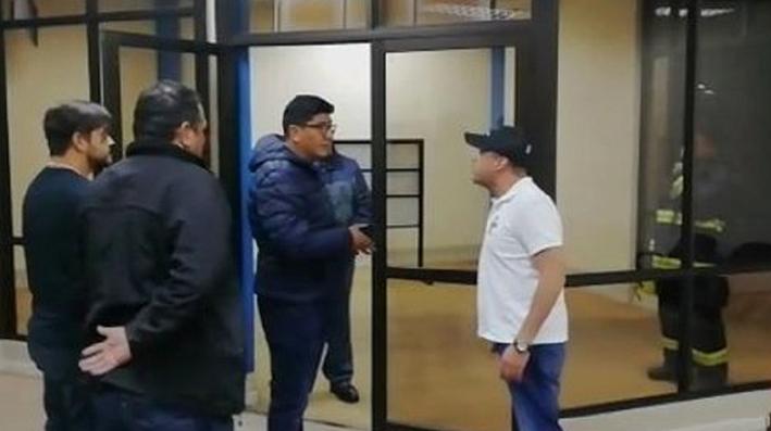 La OEA pide garantías para Camacho y la Policía garantiza su seguridad