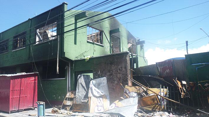 La Fiscalía de El Alto avanza en la investigación de 17 casos, gracias a la pacificación