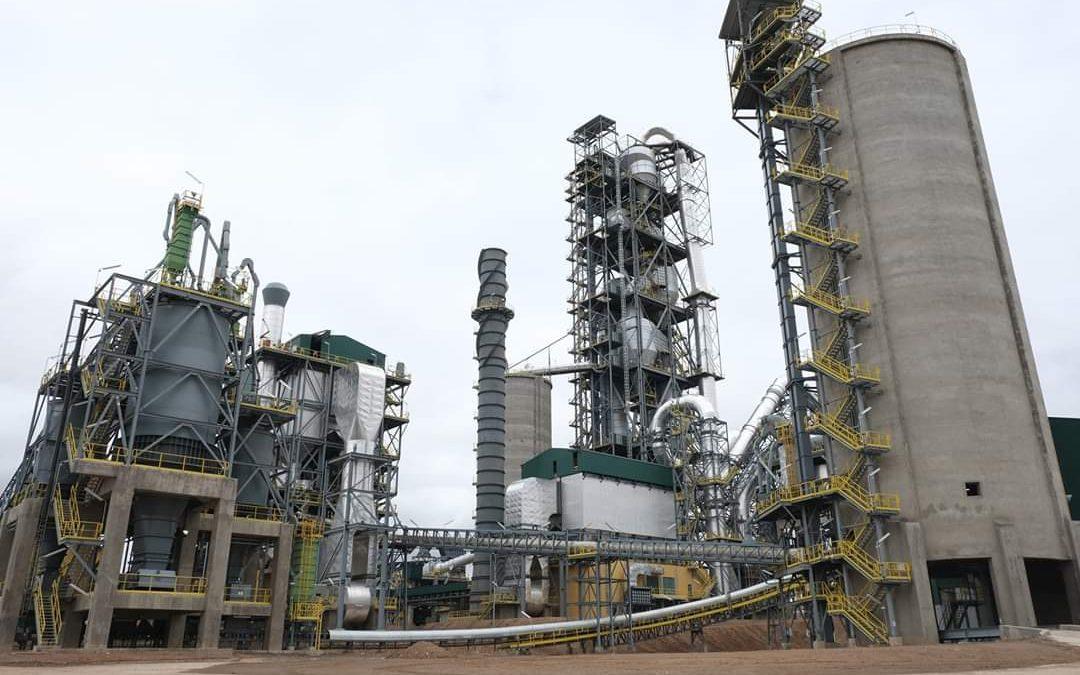 La planta en Oruro de Ecebol se prepara para reactivar operaciones desde este fin de semana