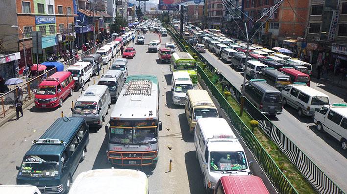 Ministerio de Obras Públicas reactiva el proceso contra dirigentes del transporte, por el desvío de recursos de Vías Bolivia