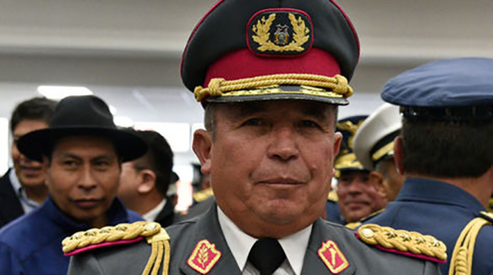 Williams Kaliman asegura que no hubo golpe de Estado