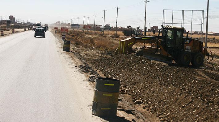 Municipio de El Alto no presentó proyectos a la gobernación durante 2019